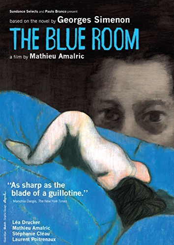 Blue Room Amalric Bozon DVD R