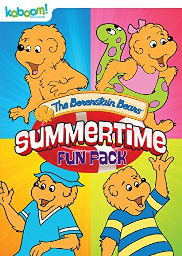 Berenstain Bears Summertime Fun Pack DVD
