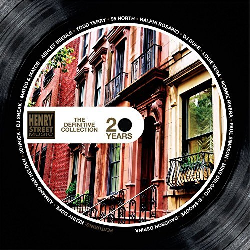 Various Artist 20 Years Of Henry Street 3 Lp
