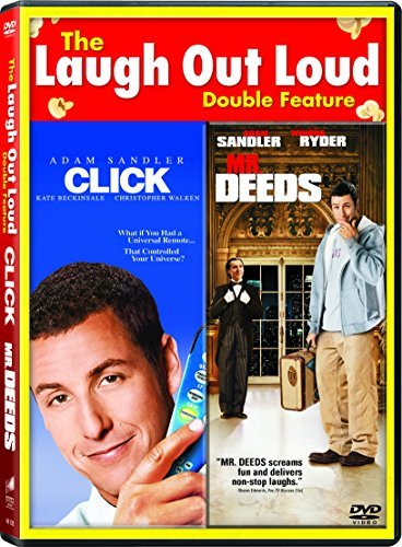 Click Mr. Deeds Double Feature DVD Double Feature