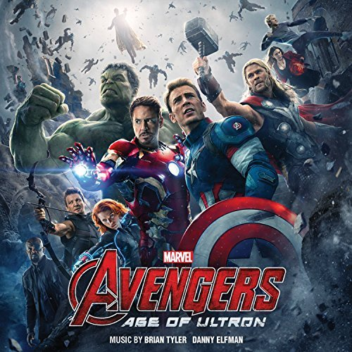 Avengers Age Of Ultron Soundtrack