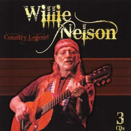 Willie Nelson Country Legend