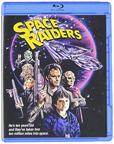 Space Raiders Edwards Mendenhall Pease Blu Ray Pg
