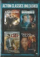 End Game Hardwired The Hit List Ticking Clock The 4 Movie Collection Action Classics Unleashed