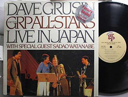 Dave Grusin & Grp All Stars Live In Japan