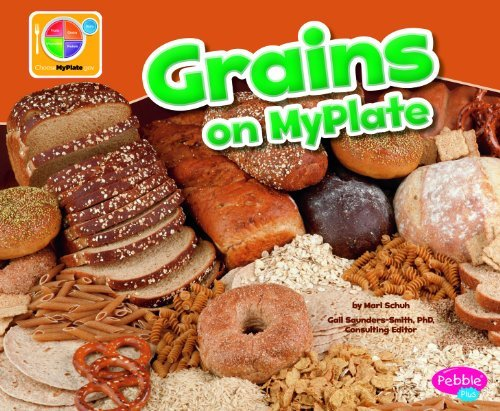 Mari C. Schuh Grains On Myplate