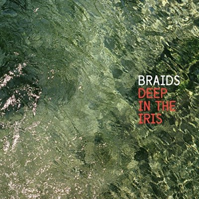 Braids Deep In The Iris (white Green Marble Vinyl Indie Exclusive)