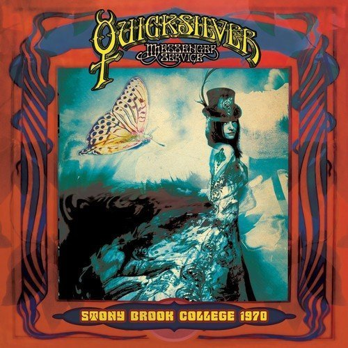 Quicksilver Messenger Service Stony Brook College New York 1