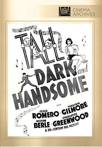 Tall Dark & Handsome Tall Dark & Handsome DVD Mod This Item Is Made On Demand Could Take 2 3 Weeks For Delivery