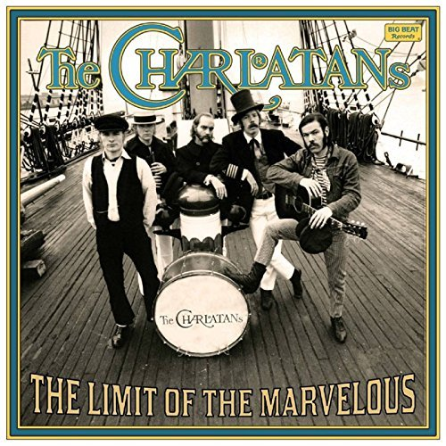 Charlatans Limit Of The Marvelous Lp