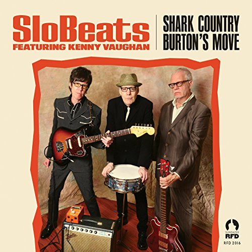 Kenny Slobeats Vaughan Shark Country Burton's Move