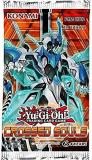 Yu Gi Oh! Yugioh Crossed Souls 1st Edition Booster Pack (9 C