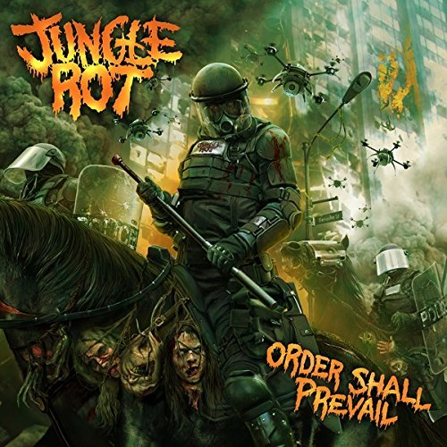Jungle Rot Order Shall Prevail Order Shall Prevail