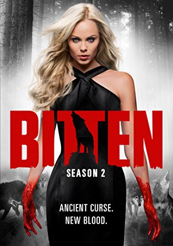 Bitten Season 2 DVD