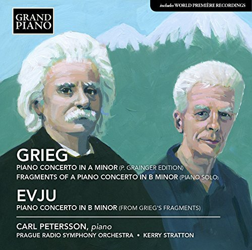 Grieg Petersson Prague Rad Piano Concertos
