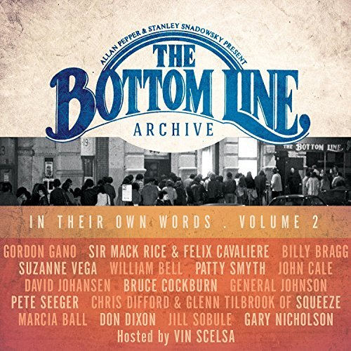 Various Artist Bottom Line Archive Series In