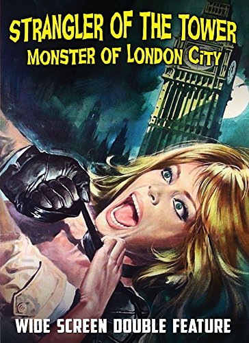 Strangler Of The Tower Monster Of London City Double Feature DVD Nr