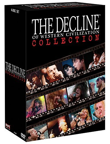 Decline Of Western Civilization Decline Of Western Civilization DVD