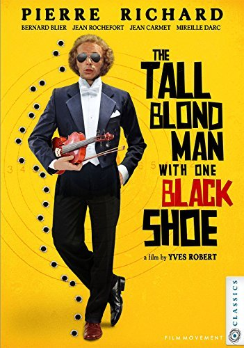 Tall Blond Man With One Black Shoe Richard DVD Pg