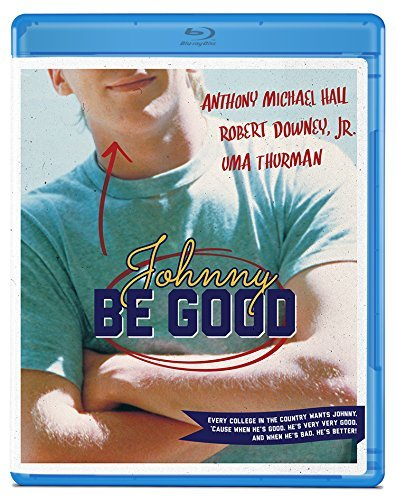 Johnny Be Good Hall Downey Gleason Thurman DVD R