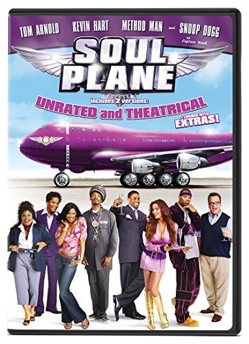 Soul Plane Hart Snoop Dog Arnold Pinkston DVD Unrated