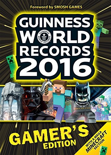 Various Guinness World Records Gamer's Edition 2016