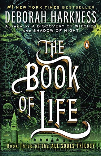 Deborah Harkness The Book Of Life