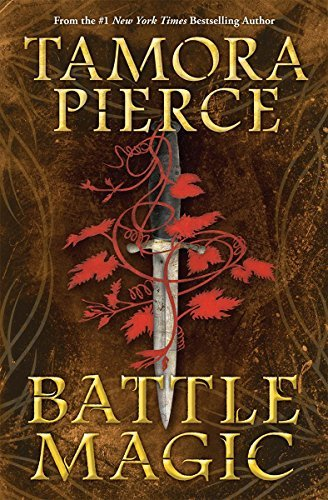 Tamora Pierce Battle Magic