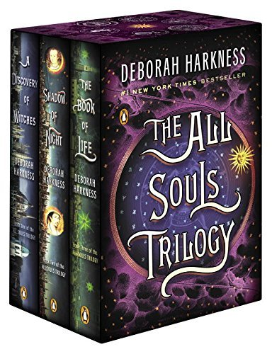 Deborah Harkness The All Souls Trilogy Boxed Set