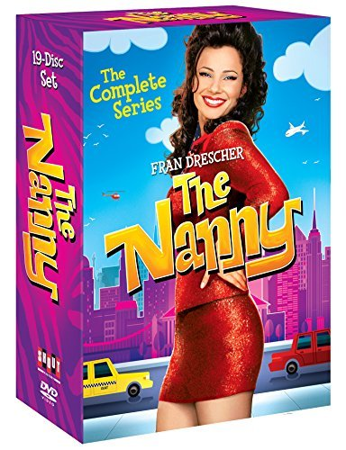 Nanny The Complete Series DVD Complete Series