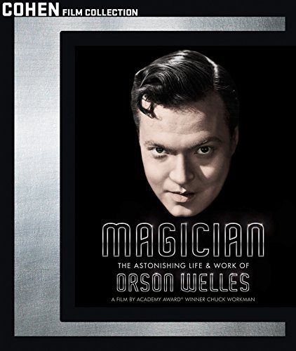 Magician The Astonishing Life & Work Of Orson Welles Magician The Astonishing Life & Work Of Orson Welles Blu Ray Nr