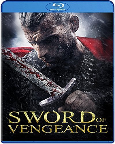 Sword Of Vengeance Weber Wallis Blu Ray Nr