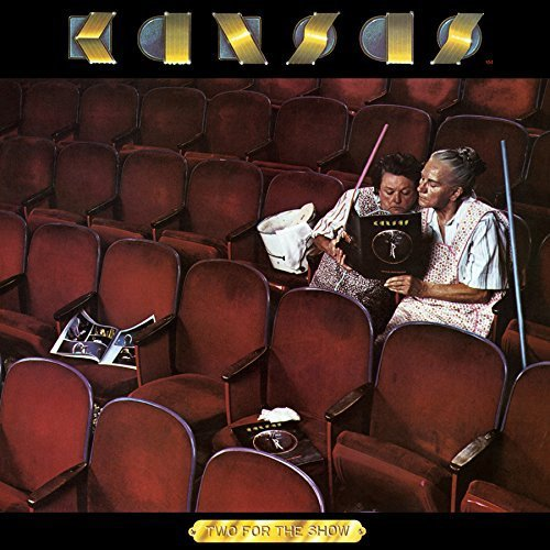 Kansas Two For The Show 2 Lp Set Limited Edition