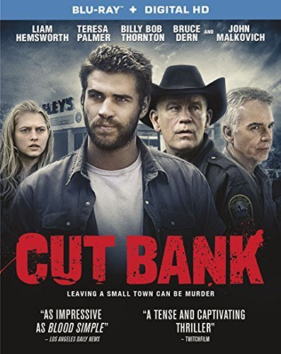 Cut Bank Hemsworth Malkovich Dern Palmer Thornton Blu Ray Dc R