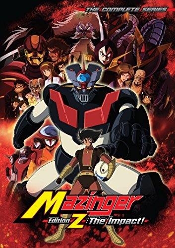 Mazinger Edition Z The Impact Mazinger Edition Z The Impact Mazinger Edition Z The Impact