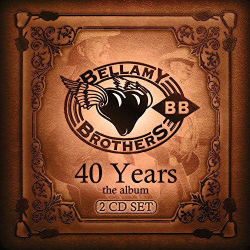 Bellamy Brothers 40 Years The Album