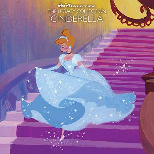 Walt Disney Records Legacy Collection Cinderella Soundtrack