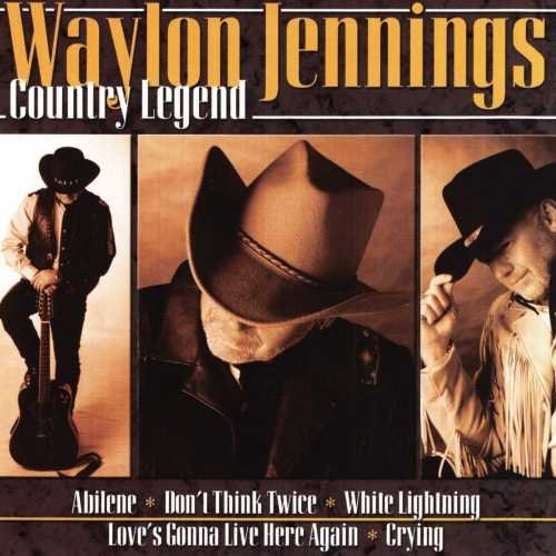 Waylon Jennings Country Legend
