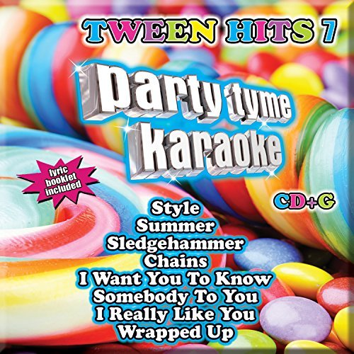 Party Tyme Karaoke Party Tyme Karaoke Tween Hits Tween Hits 7
