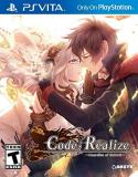 Playstation Vita Code Realize Guardian Of Rebirth