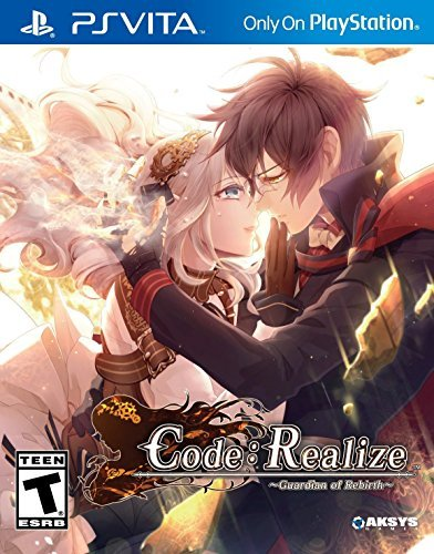 Playstation Vita Code Realize Guardian Of Rebirth Code Realize Guardian Of Rebirth