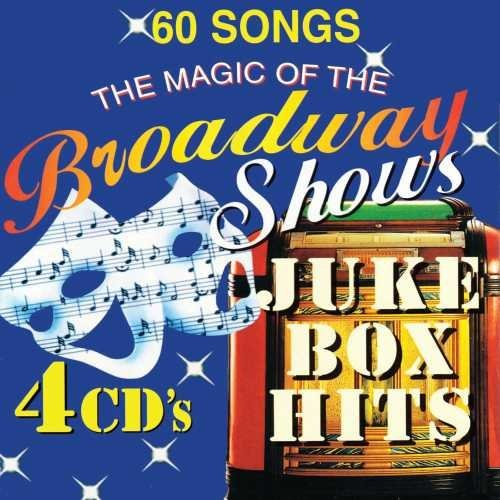 Various Artist Magic Of The Broadway Shows Ju