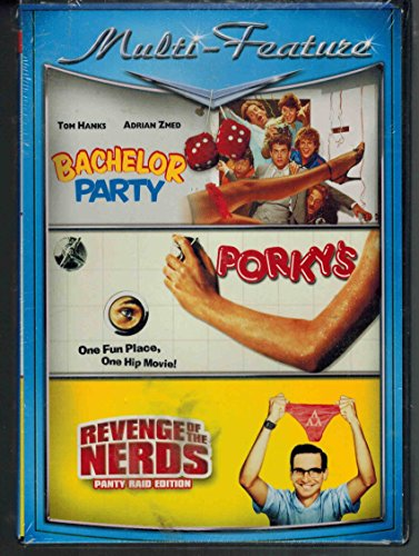 Bachelor Party Porky's Revenge Of The Nerds