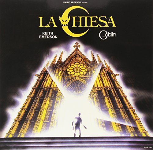 La Chiesa Soundtrack Keith Goblin Emerson