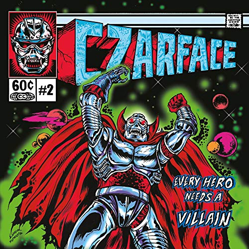 Inspectah Deck 7l & Esoteric (czarface) Every Hero Needs A Villian