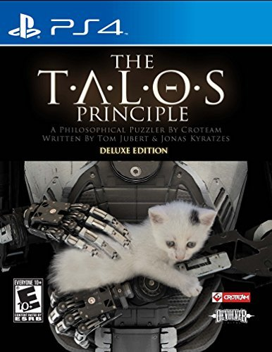 Ps4 The Talos Principle Talos Principle