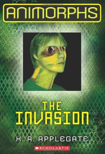 Katherine A. Applegate Invasion The