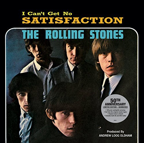 Rolling Stones (i Can't Get No) Satisfaction (i Can't Get No) Satisfaction