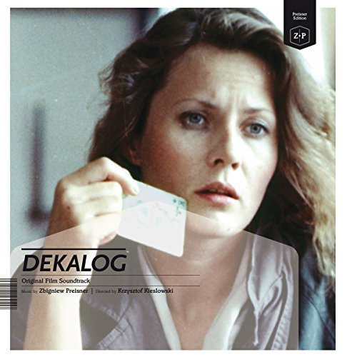 The Decalogue Soundtrack Krzysztof Kieslowski 2lp+cd
