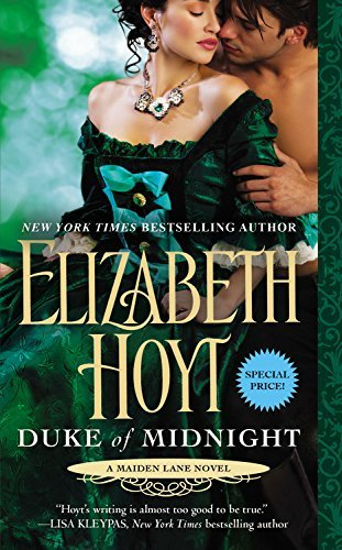 Elizabeth Hoyt Duke Of Midnight
